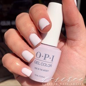 OPI Makeup - OPI Hue is the Artist Gel Polish